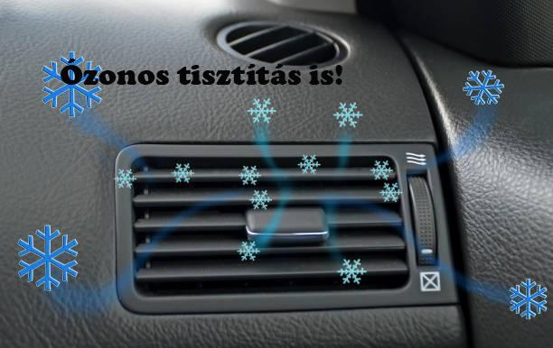 Autó klíma töltés akár háznál is!